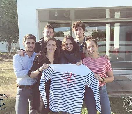 Un équipage Rochelais de la Spi Ouest-France engagé pour une association humanitaire