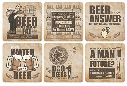 Cork Beer Coasters