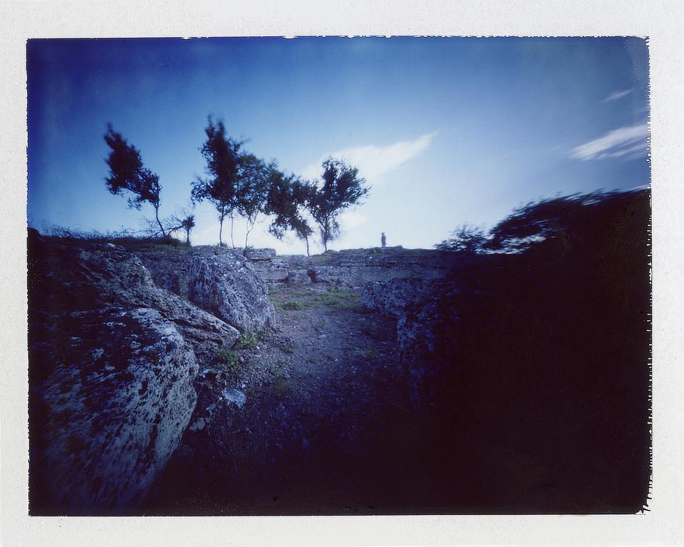Presenza - Lungo le Mura - Paestum