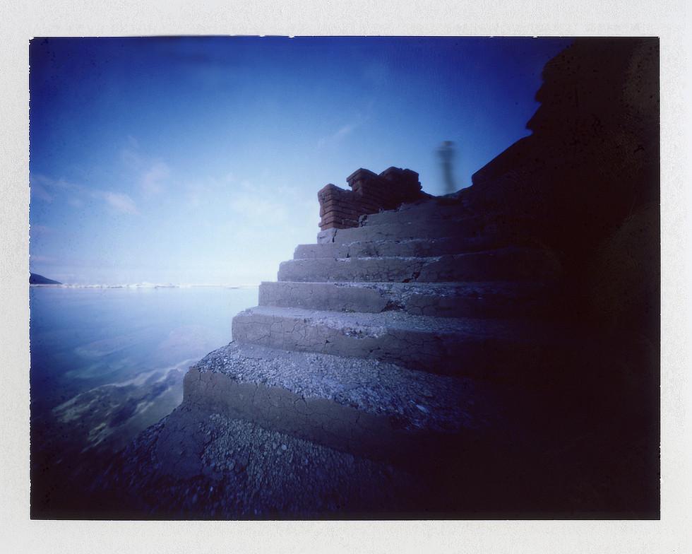 Presenza sulla scaletta della marina - Agropoli