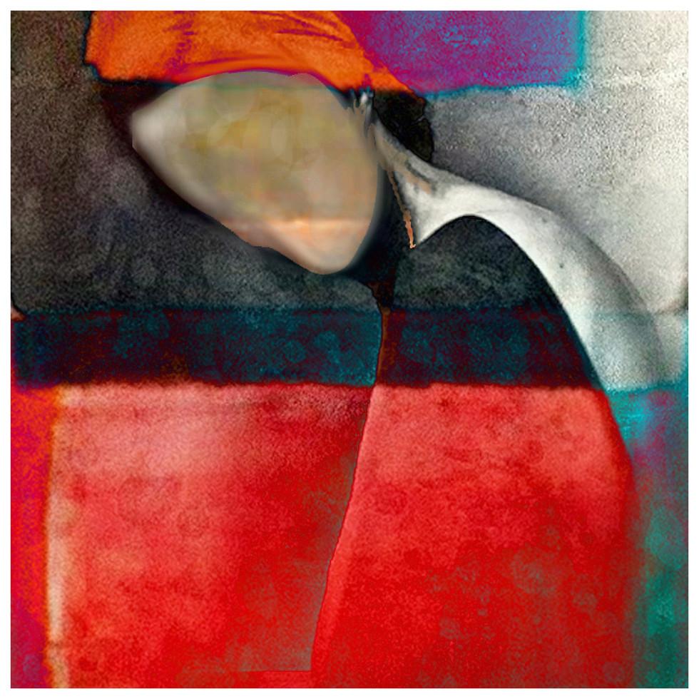 Dietro l'Attesa - Digital Painting 4
