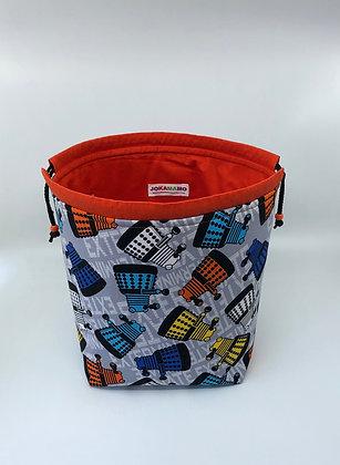 Dr Who Dalek Bag