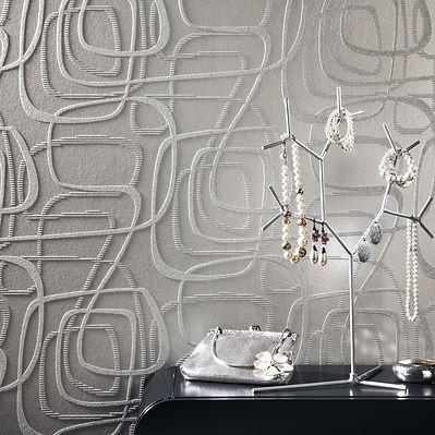 Dekoratives Glasgewebe mit vielen modernen Strukturen für höchste gestalterische Ansprüche im Privat- und Objektbereich. Malerbetrieb Skock Bochum