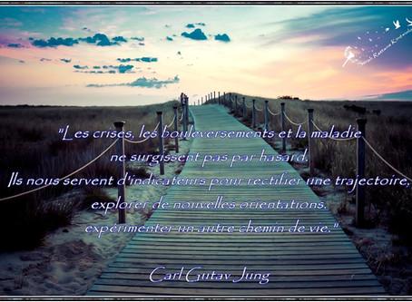 Citation de Carl Gustav Jung