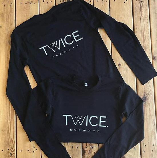 Twice Black Long Sleeve