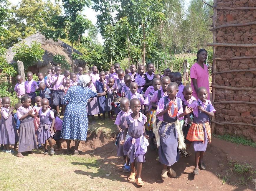 SIMA Orphanage Kenya