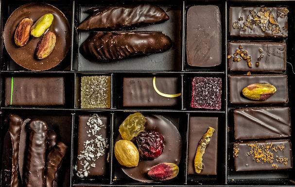 Chocolate, Glorious Chocolate