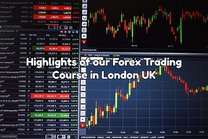 highlights of our forex trading course u