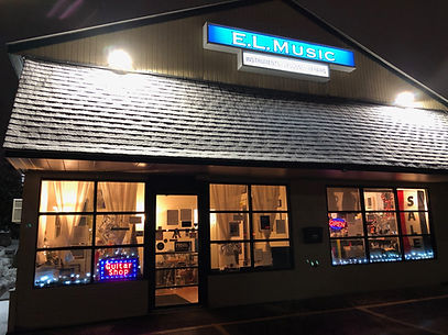 Worcester MA Music Store Rentals Repairs Lessons E.L. Music