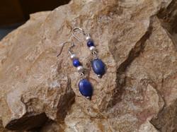 Shell Pearl & Lapiz Lazuli