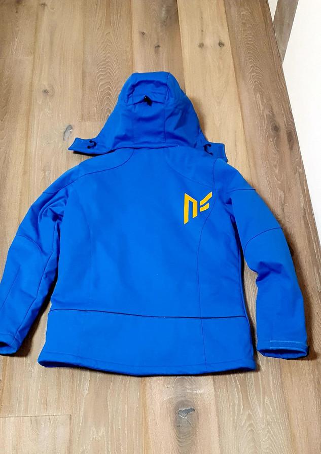 Skijacke  Fanclub-Mitglieder € 99,-- Nicht Mitglieder € 119,--
