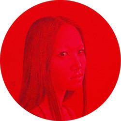 RED (KOREAN GIRL)