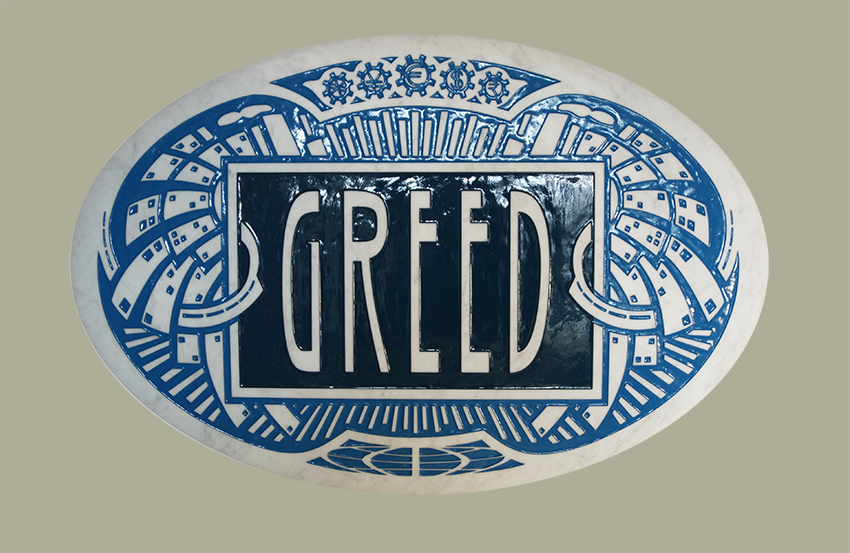 Global Greed Inc.