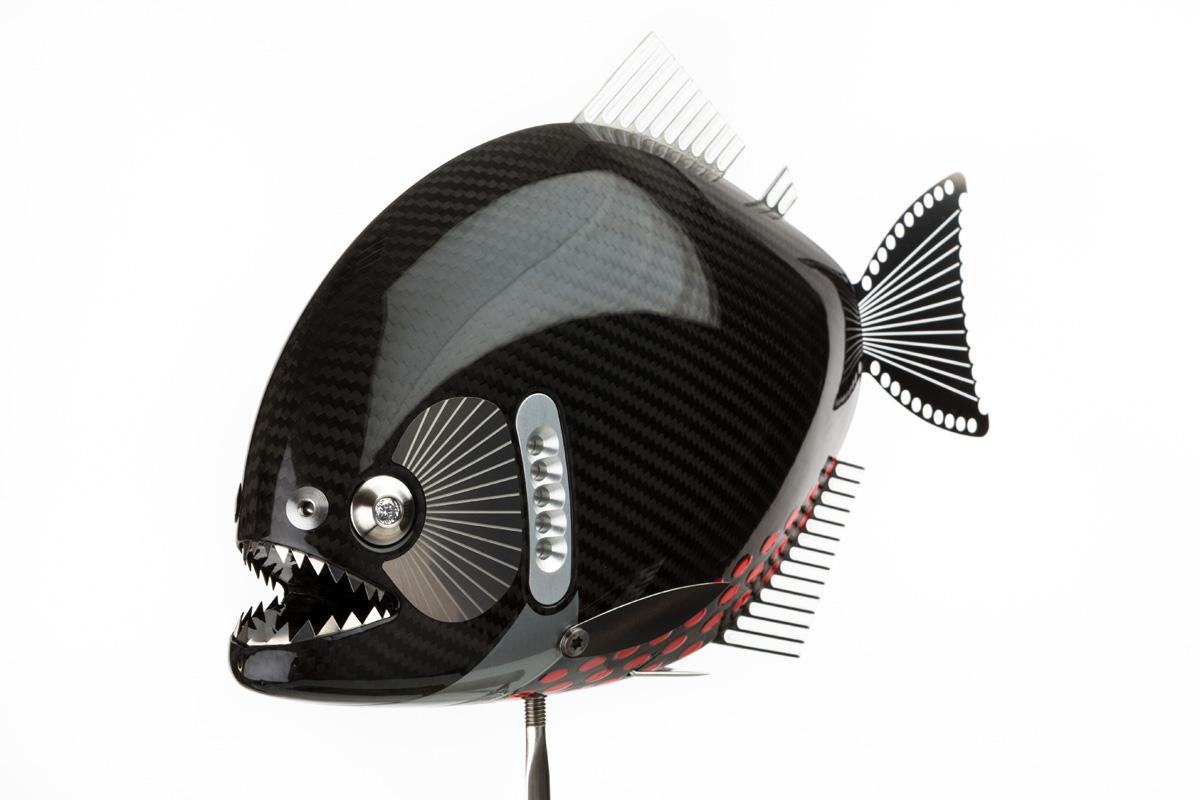 racing piranha
