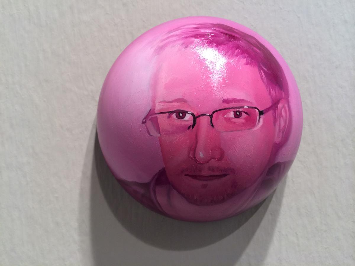 Snowden aus Behind Borders