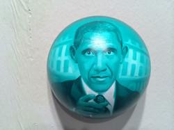 Obama aus Behind Borders
