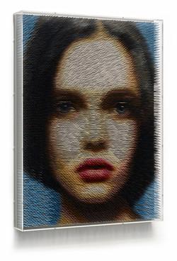 optical portrait #27 (sold)