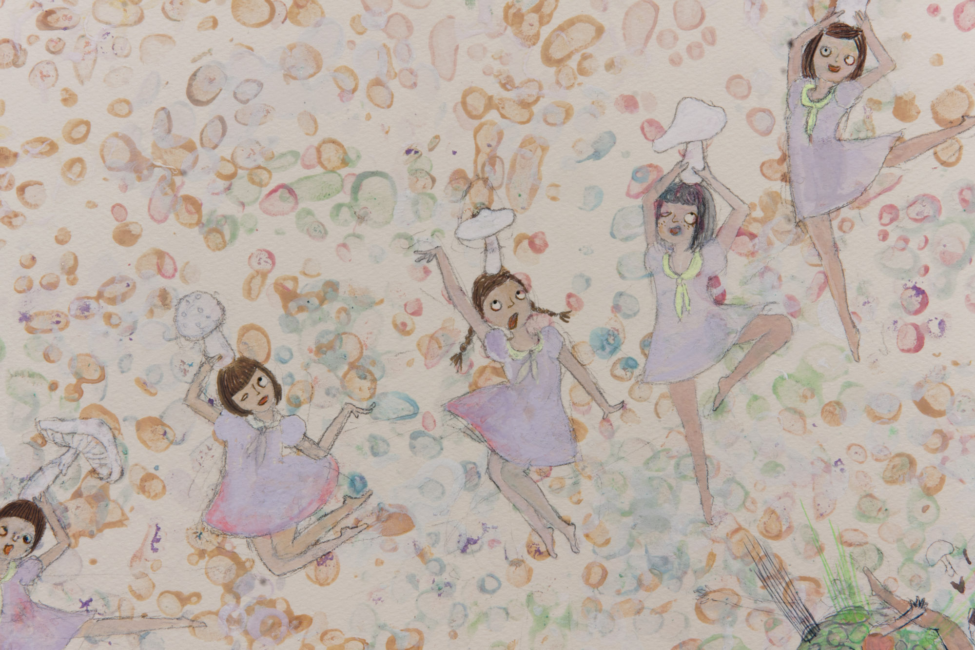 Kinoko #1 Detail