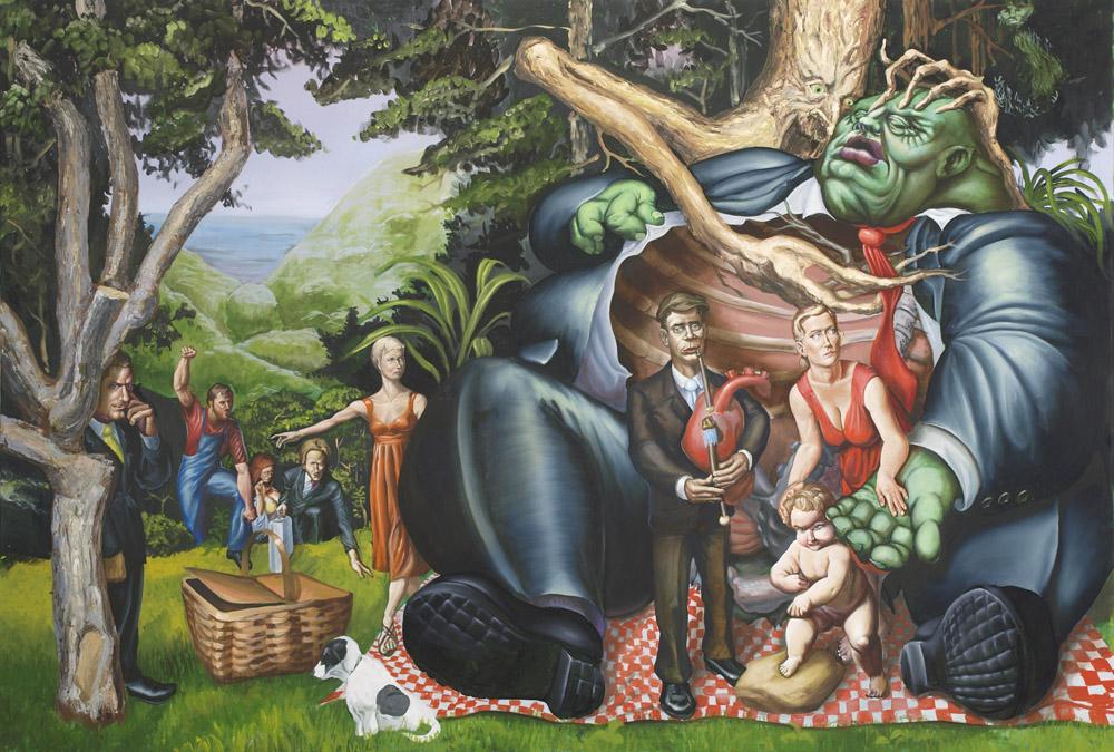 Greedy picnic