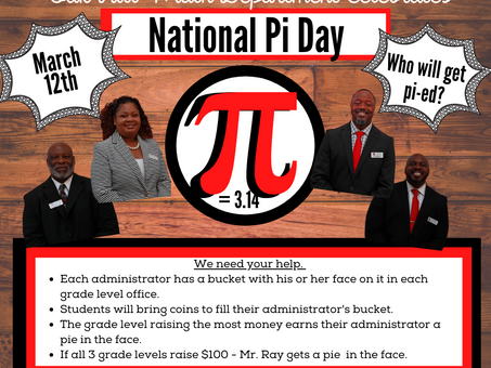 Who Will Get Pi-ed?