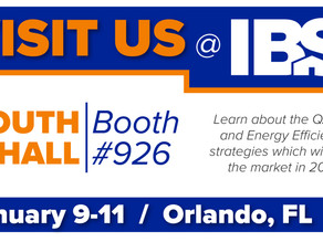Visit Us at IBS in Orlando, FL