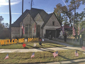 Giving Back with Highland Homes & Operation Finally Home