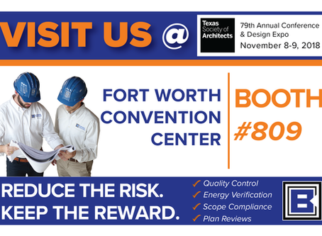 Visit Us at the Texas Society of Architects Design Expo in Fort Worth