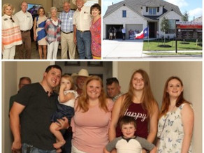 Operation Finally Home: Welcome Home DeTuccio Family!