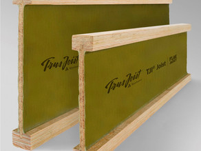 Formaldehyde-Based Resin Used in TJI Joists with Flak Jacket