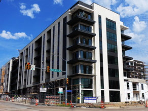 Another Great Project Coming Along in Downtown Fort Worth