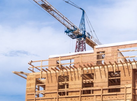 Shrinkage is a Real Problem…for Multi-story Wood Frame Construction.