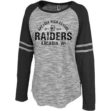 Raider Space Dye Jersey Longsleeve