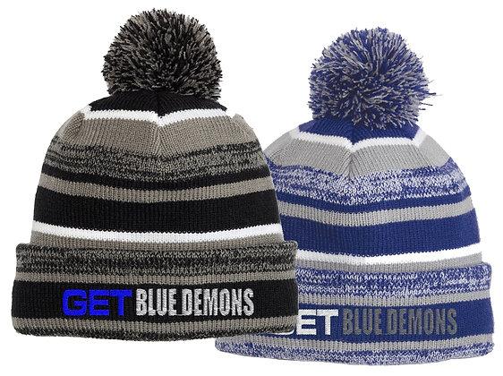 Blue Demons Sideline Beanie