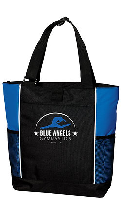 Blue Angels Panel Tote