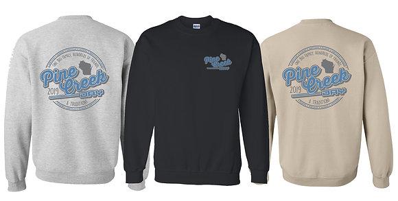 Pine Creek Day Cew-neck Sweatshirt