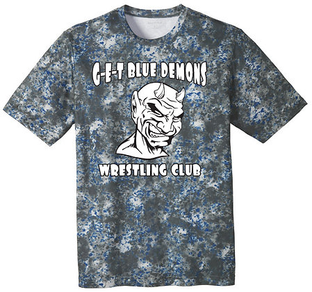 Blue Demon Mineral Freeze Tee