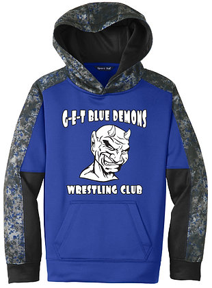 Blue Demon Mineral Freeze Hoodie