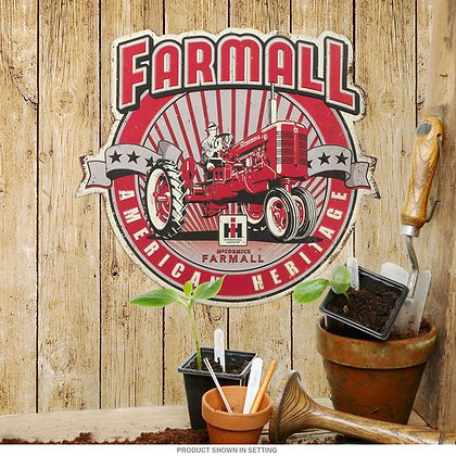 Farmall Tin Sign