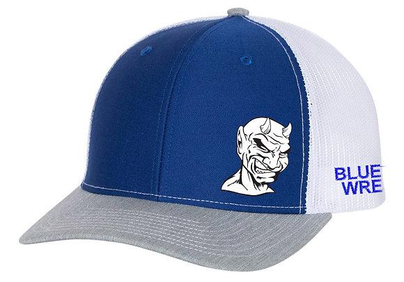 Blue Demons Richardson Trucker Cap