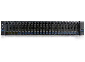 All Flash NVMe Storage
