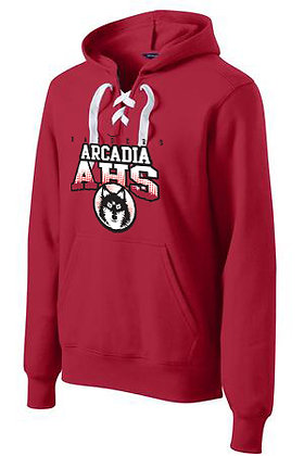 Raiders Hockey Hooded Sweathsirt