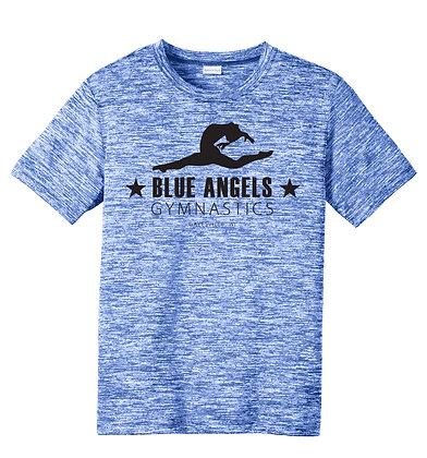 Blue Angels Youth Polyester Tee