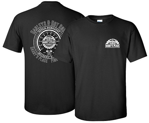 2019 Harleys & Hot Rods T-Shirt