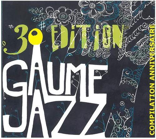 CD-Compil Gaume Jazz 30e Edition (Igloo Records)