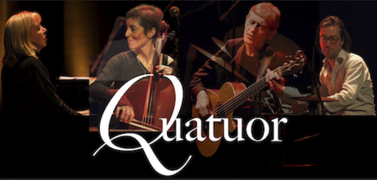 Anne Wolf Quatuor (Be)