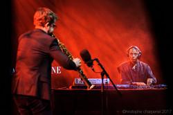 Jeff Mills & Emile Parisien