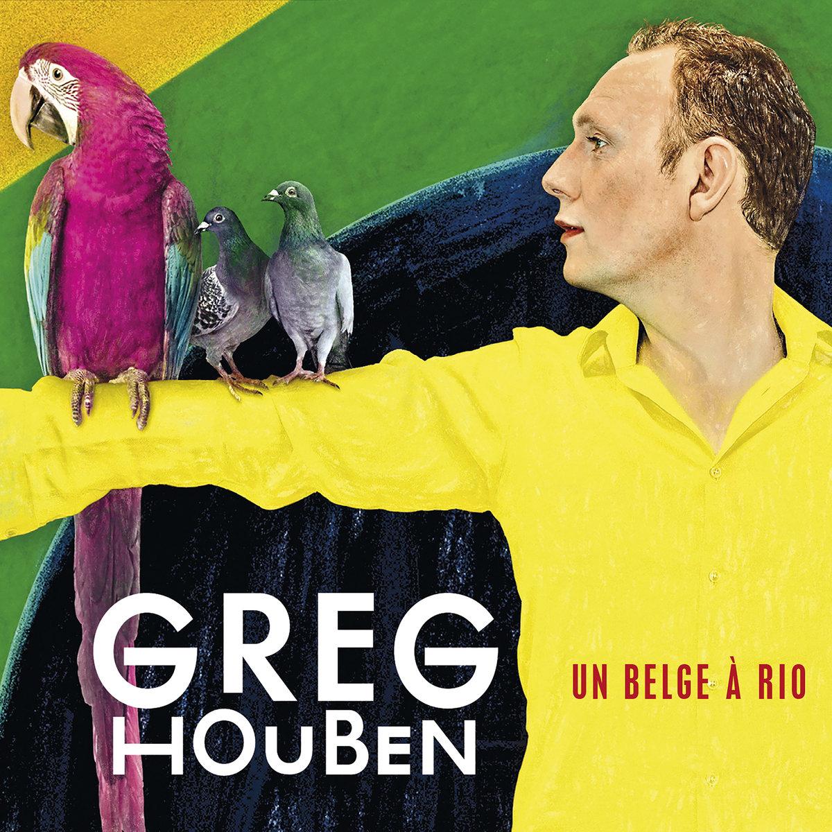 Greg Houben Un belge à Rio