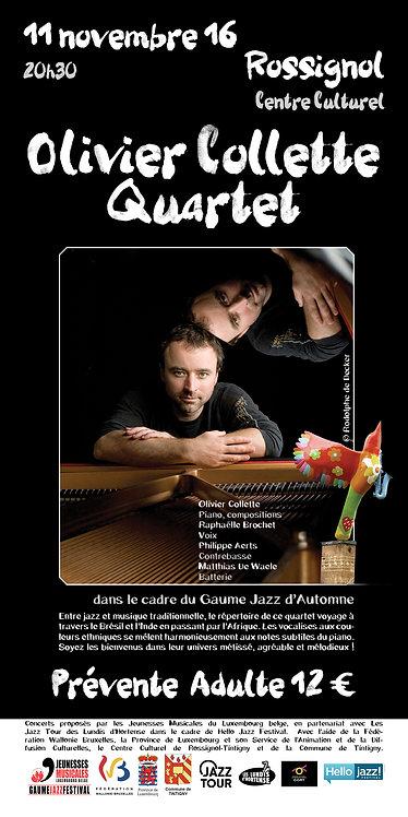 Gaume Jazz Automne (11/11/16) - Adulte
