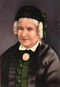 MADAME KARDEC AMELIE BOUDET 1795 - 1883