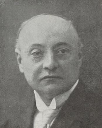 Dr GUSTAVE GELEY 1868-1924